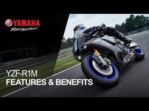 2021 Yamaha YZF-R1M in Brewton, Alabama - Video 2