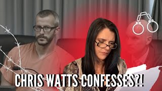 Chris Watts NOW Talking: I have the Feb 18 Transcripts Readthrough
