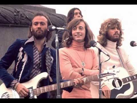 Bee Gees - Paper Mache, Cabbages And Kings