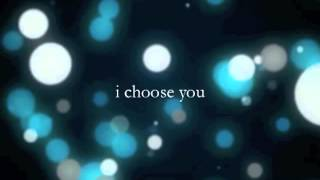 I Choose You   Andy Grammer