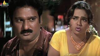 Krishna Bhagavan Comedy Scenes Back to Back | Attili Sattibabu LKG Movie Comedy | Sri Balaji Video