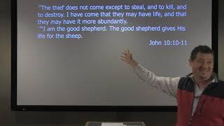 Studies in John -#63: Access To Uncommon Life