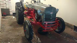 8n Ford Clutch Cd Player Wiring Diagram How To Loosen A Stuck On Tractor ฟร ว ด โอออนไลน Frozen The Flywheel 1952 Farm Fix