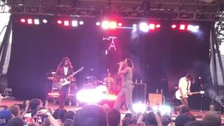 Sweat by The All-American Rejects LIVE