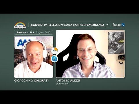 Anteprima del video Antonio ALIZZIRiflessioni sulla sanità in emergenza, V