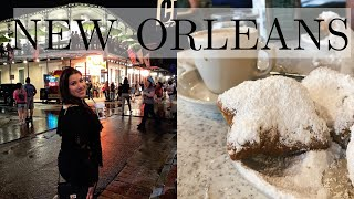 I Got A Picture Of A REAL GHOST! Travel Vlog   New Orleans
