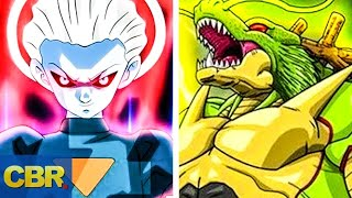 Dragon Ball Super: The Only 2 Characters Stronger Than the Grand Priest
