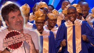 OUTSTANDING Global GOSPEL Choirs On Got Talent | Amazing Auditions