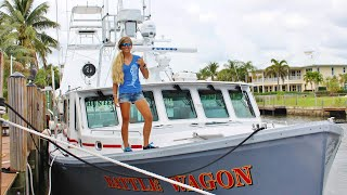 Is This The Sickest WICKED TUNA Style Fishing Boat Ever Built?