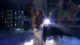 Miley Cyrus - When I Look At You Live - American Idol 2010 HQ