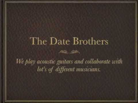 Date Brothers Tour March April 2012