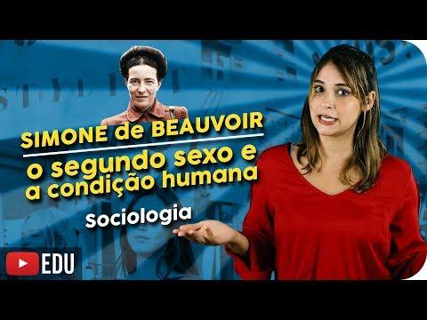 Simone de Beauvoir | O segundo sexo e a condição da mulher