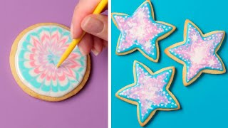 5 Easy Decorated Cookies For Beginners!