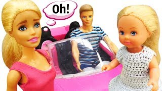 Barbie baby doll, Barbie and Ken's family camping trip