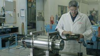 Spindle Repair Process - Setco Rebuild Services