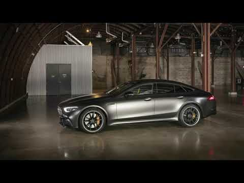 Mercedes Benz AMG GT 4 Door Coupe Лифтбек класса E - рекламное видео 2