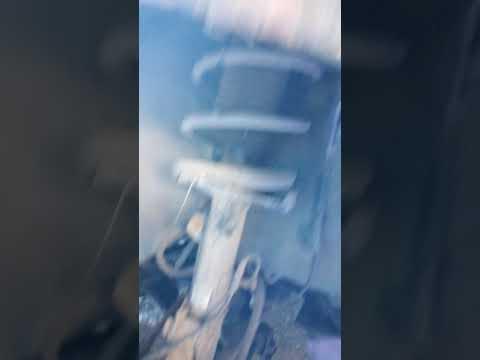 Как заменить втулки стабилизатора на Geely FC (Vision)