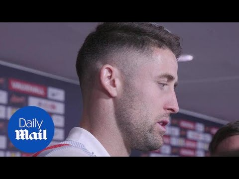 England 3-0 Scotland: Post match interview with players - Daily Mail