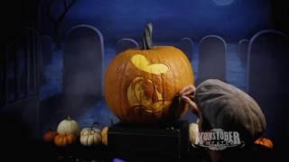 Donald Duck   Pumpkin Carving   Disney Channel