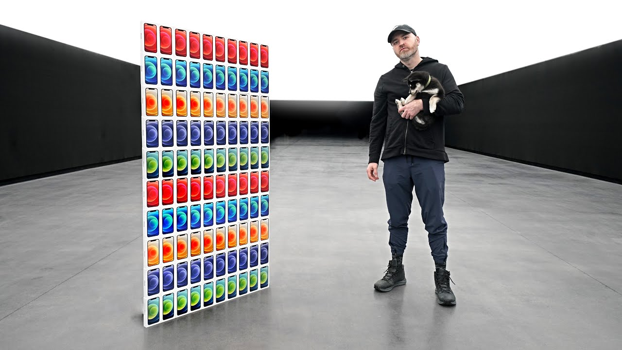 100 iPhone 12 Giveaway LIVE thumbnail