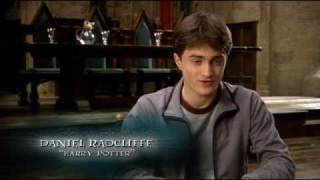 Harry Potter And Half-Blood Prince -Behind The Scenes