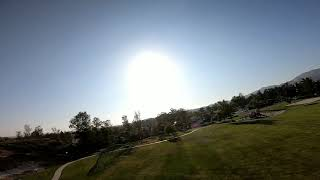 1st GoPro fpv video
