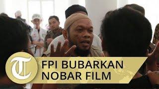 FPI Bandar Lampung Bubarkan Nobar Film Kucumbu Tubuh Indahku