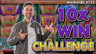 💲 Spinning For A 10X Win Challenge 💲