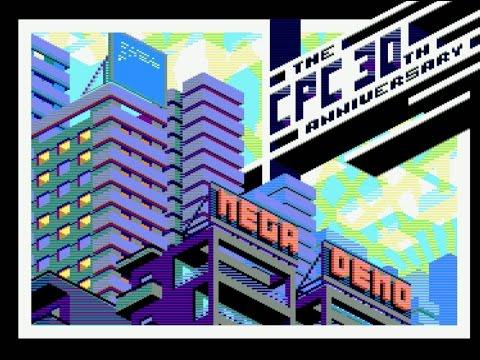 30 Years Amstrad Megademo