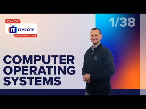 CompTIA IT Fundamentals+ (FC0-U61) Computer Operating ...