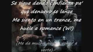 Besos Mojados   Wisin & Yandel   With Lyrics, Con Letra