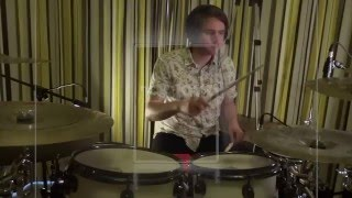 The 1975 - Talk! Drum Cover