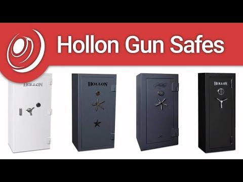 Hollon Gun Safe Security Rating Comparisons