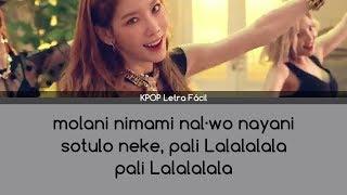 Girls Generation-Oh! GG - Lil' Touch «Pronunciación ● Letra Fácil»