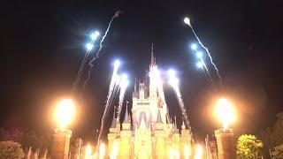 【4K・感動の最終回・5分前からノーカット版】Celebrate! Tokyo Disneyland 2019.4.26【Last Show】