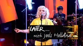 Call Me live on Later with Jools Holland Great to sing a