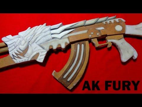 Como fazer a AK47 FURY do CROSSFIRE - PARTE 9