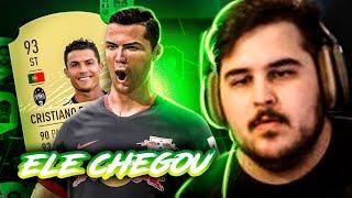 CR7 CHEGOU E GERAL QUITOU NA WL FIFA 20 Ultimate Team