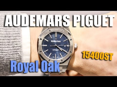 Audemars Piguet Royal Oak 15400ST Review