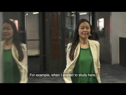 PORTRAIT of Mrs Shin - Koreans Living and Working in Luxembourg
