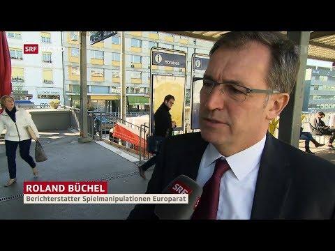 Offensive von Roland Rino Büchel gegen manipulierte Sportwetten