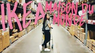 IKEA & MAISON DU MONDE - Haul Decoración |Eynin24