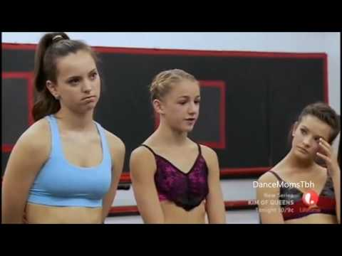 Dance Moms: Chloe apologises to the team (Season 4, Episode 1)