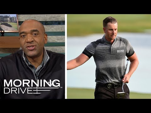 Does Henrik Stenson agree with Rory McIlroy that Tiger's the GOAT? | Morning Drive | Golf Channel