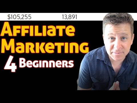 How to Start Affiliate Marketing For Beginners STEP BY STEP Live Training 2018 Update.
