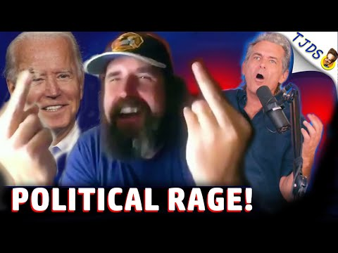 Political Rage!  Duncan Trussell & Jimmy Talk About Our Broken System!