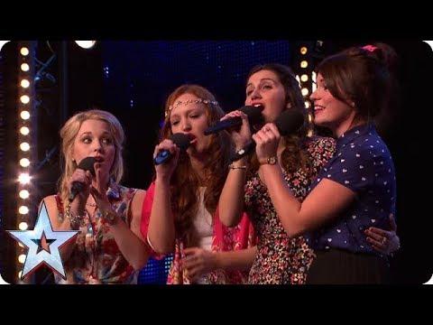Check Out BGT's Very Own DISNEY PRINCESSES | Britain's Got Talent