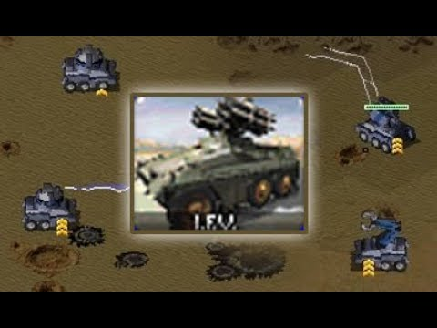 Red Alert 2: Yuri's Revenge - Testing IFV with Infantry