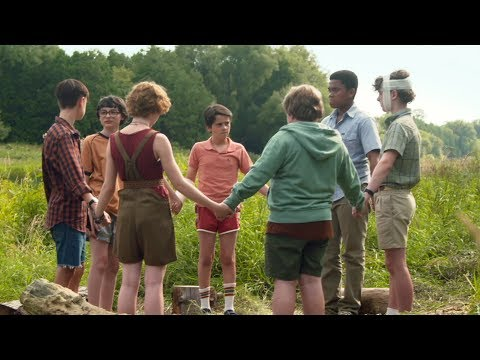 It Featurette 'Welcome to the Losers' Club'