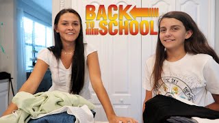 BACK TO SCHOOL CLOTHING HAUL 2020! EMMA AND ELLIE